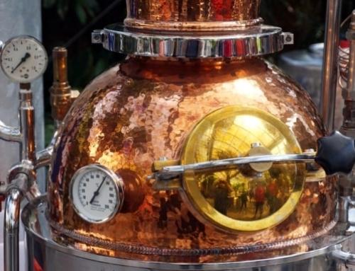 Come nasce un distillato