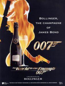 Bollinger-James Bond
