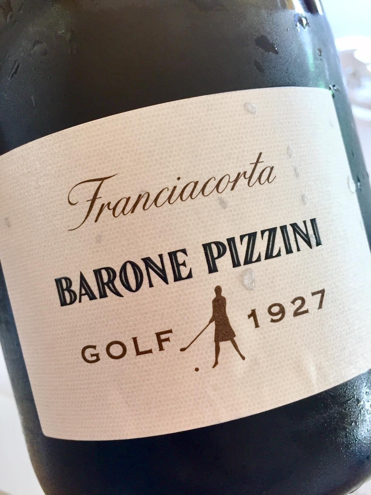 Franciacorta Golf 1927 Barone Pizzini