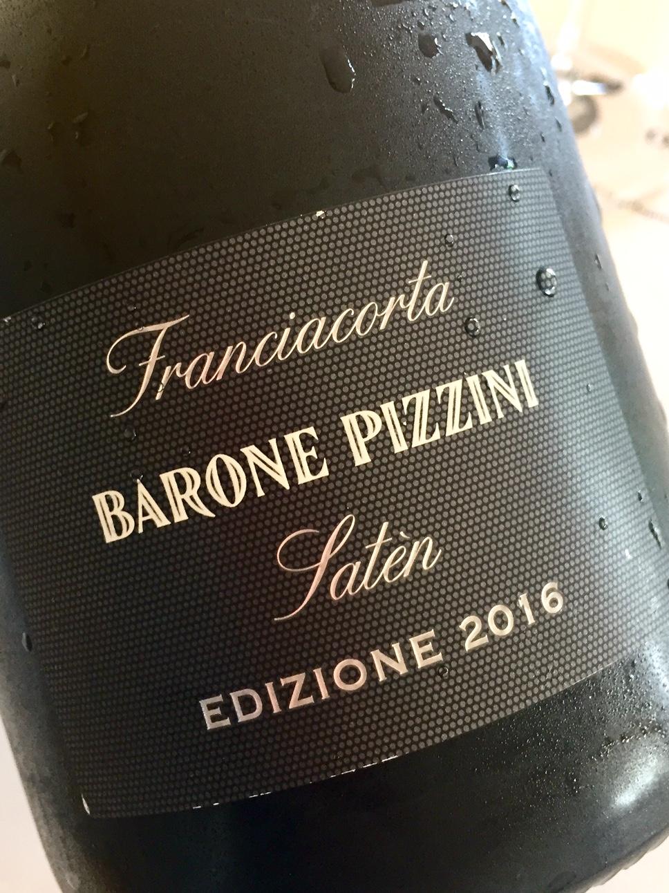 Saten Edizione 2016 Barone Pizzini