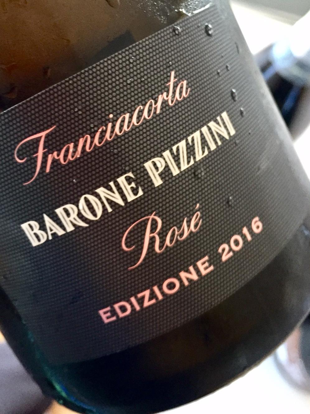 Rosé 2016 Barone Pizzini