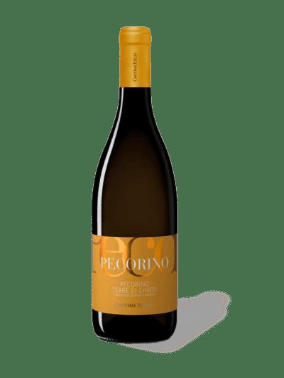 vino bianco pecorino marche