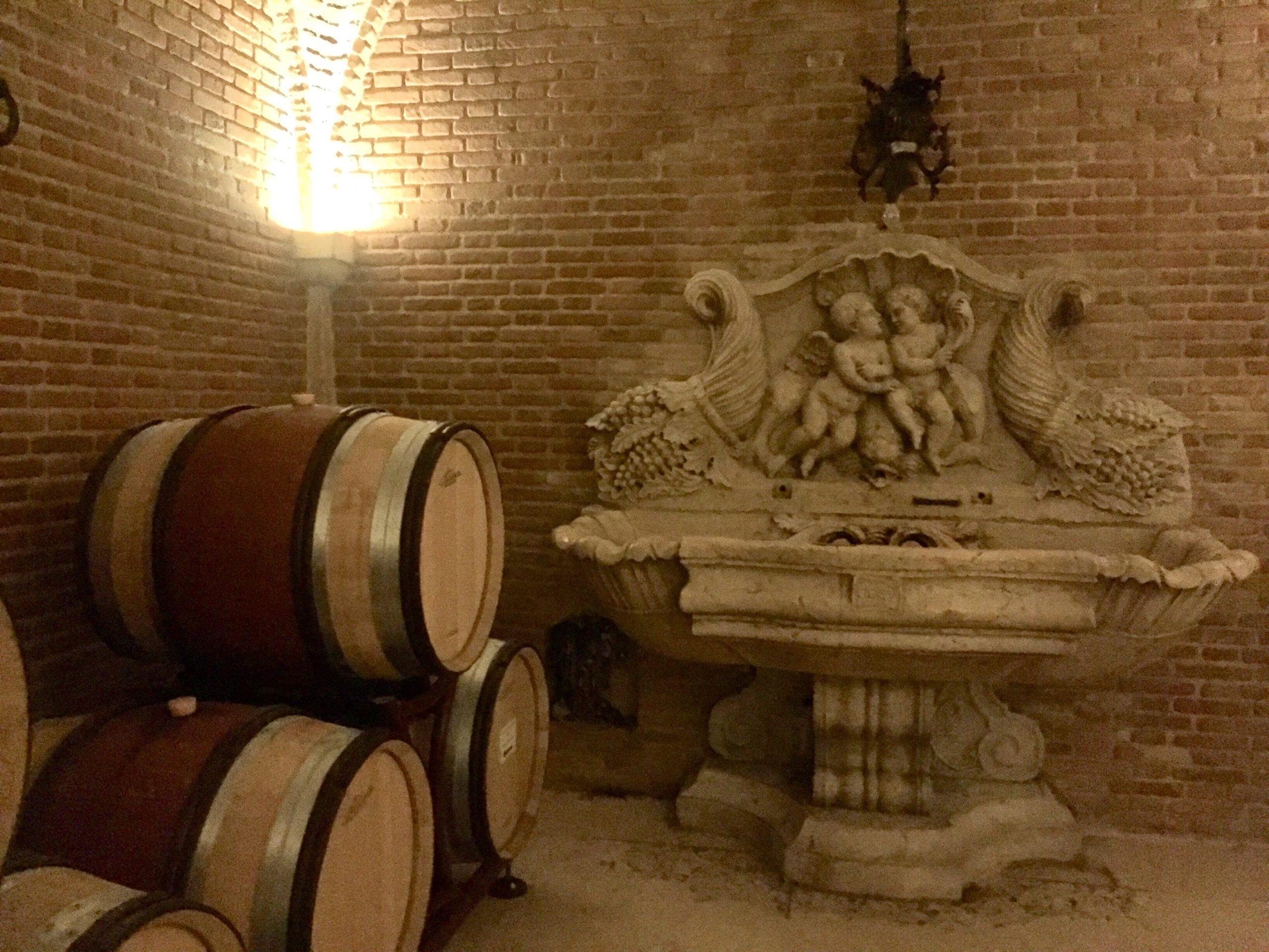 cantina romano dal forno