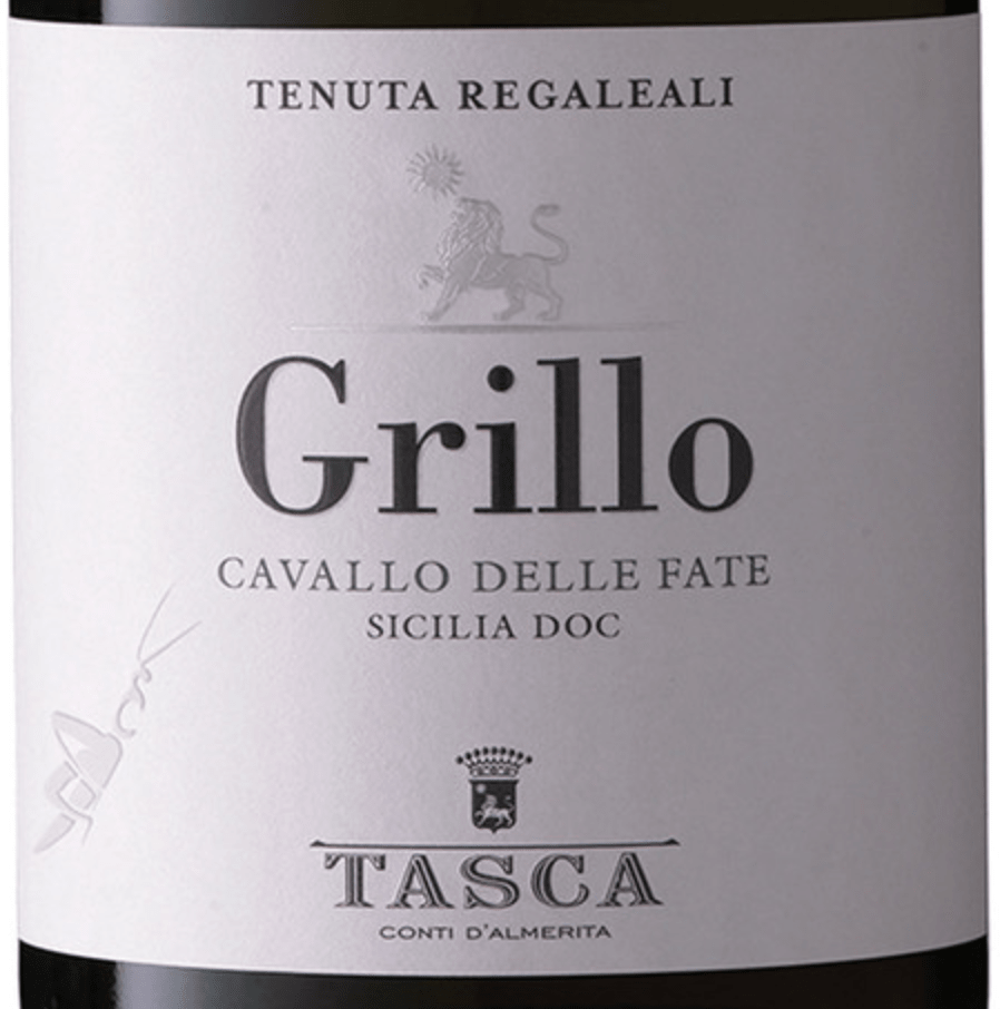 Grillo Tasca d'Almerita deg di Comolli
