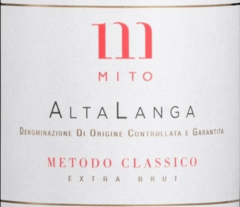 mito vino piemontese Alta Langa metodo champenoise