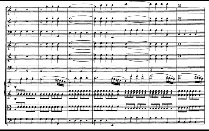 sinfonia 41 mozart musica in vigna