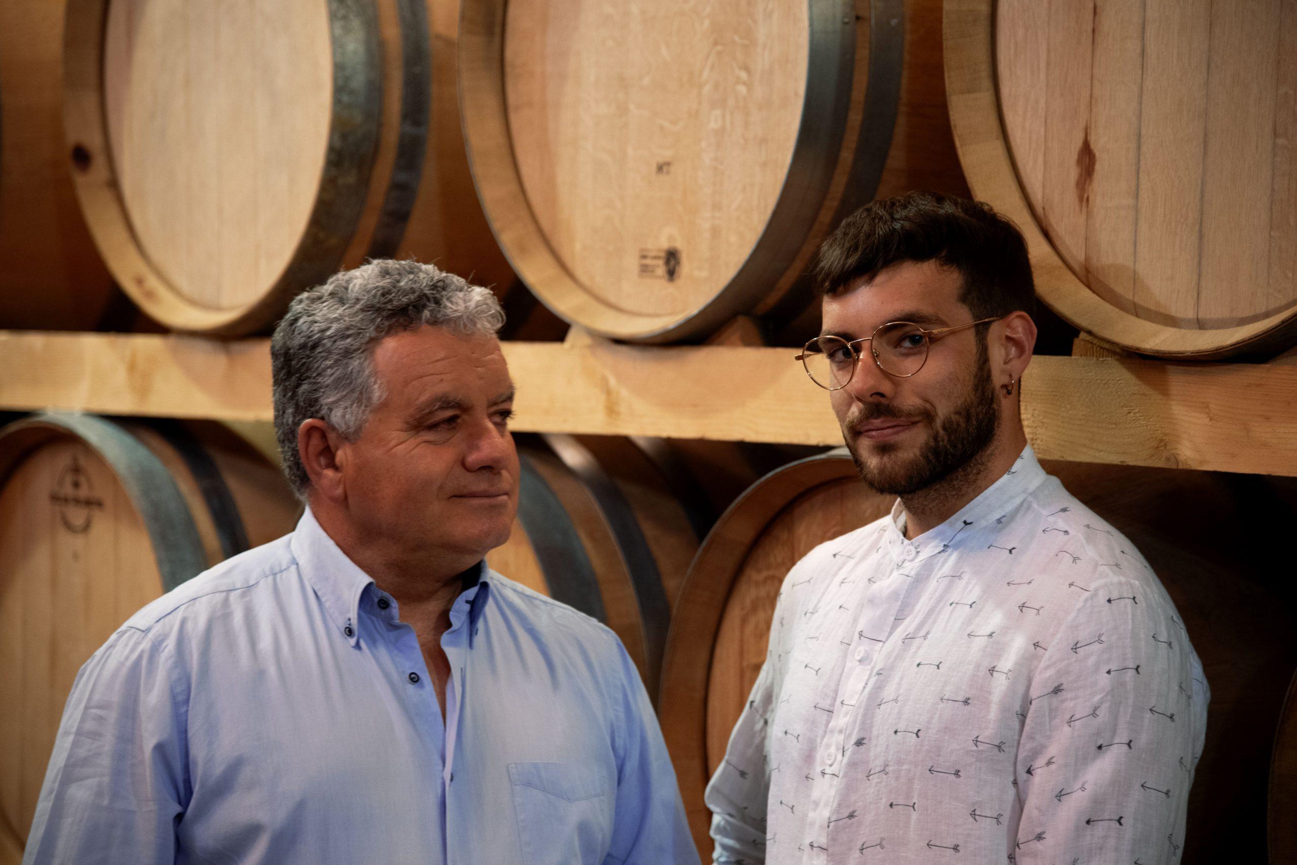 Luigi Frangiosa La Ciarliana Montepulciano