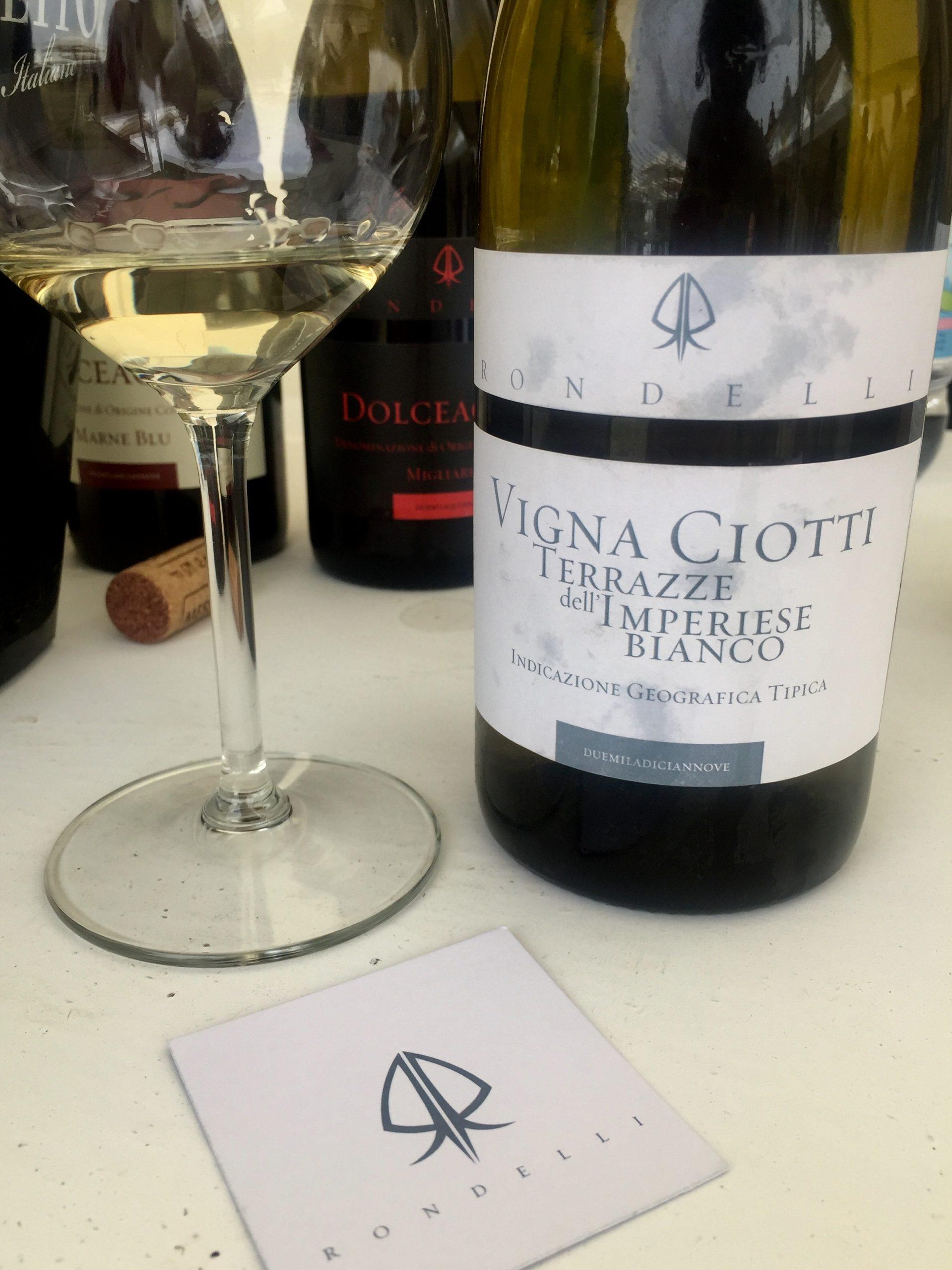 Vigna Ciotti Pigato Roberto Rondelli Liguria