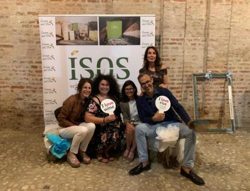 ISOS, il riso carnaroli speciale