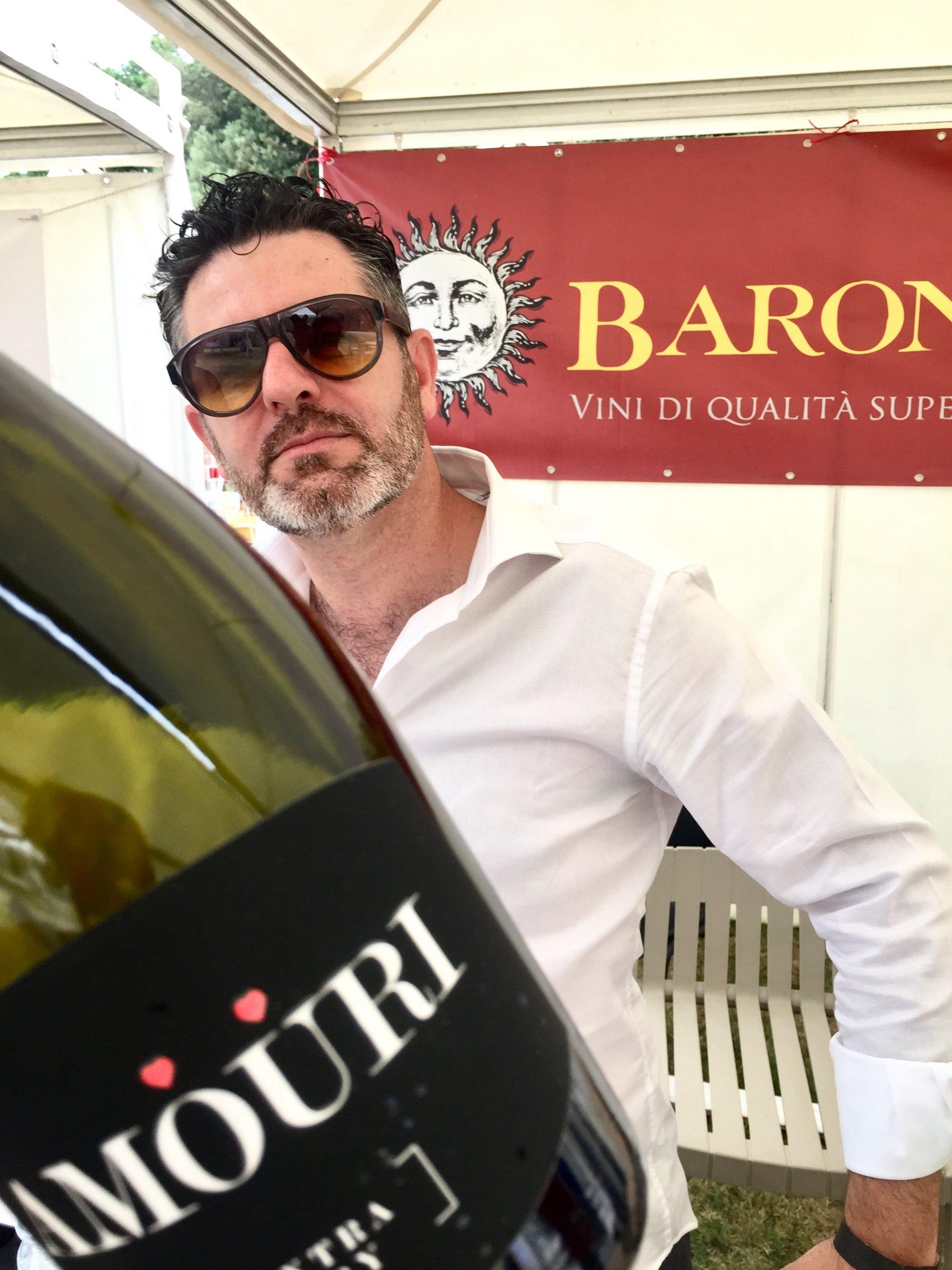Amouri spumante extra dry barone di Bolaro Only wine festival