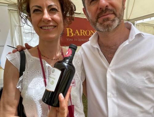 Only Wine Festival, Barone di Bolaro e i suoi vini calabresi