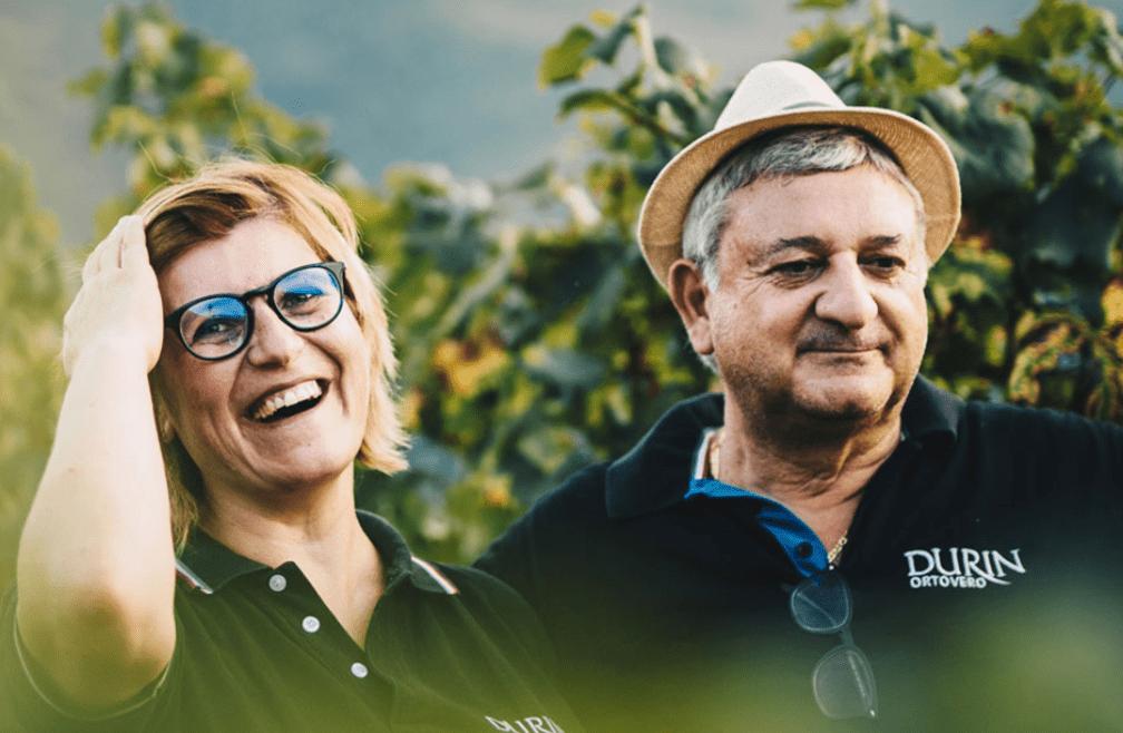 Antonio e Laura Azienda Durin vini liguri