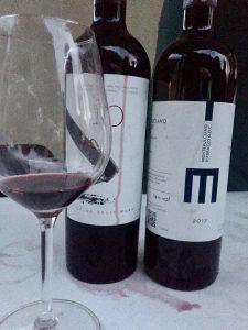 Montepulciano d'abruzzo io di Nic Tartaglia vino abruzzese